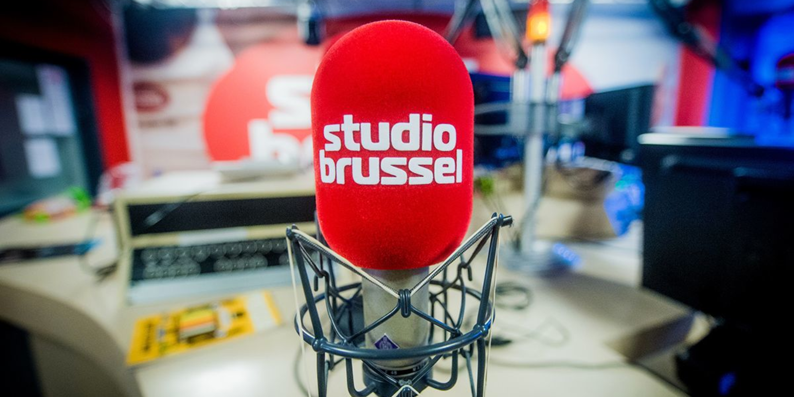 ETM on Studio Brussel